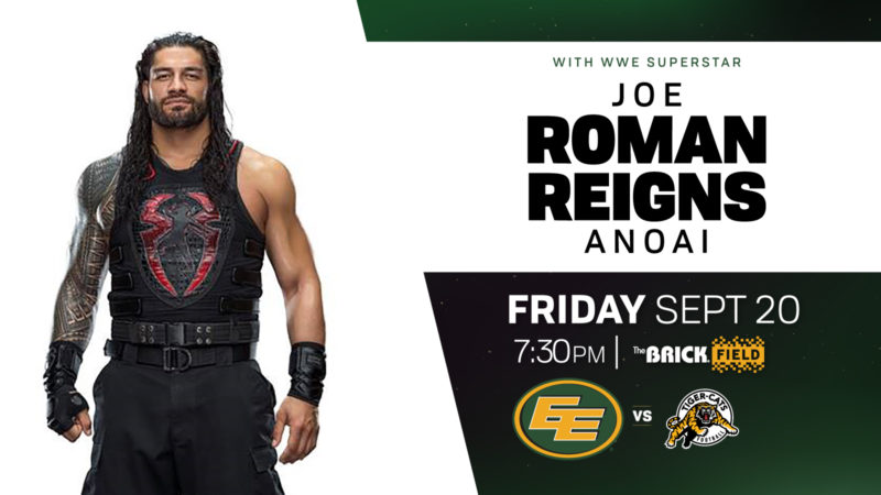 "Joe ""Roman Reigns"" Anoai Returns"
