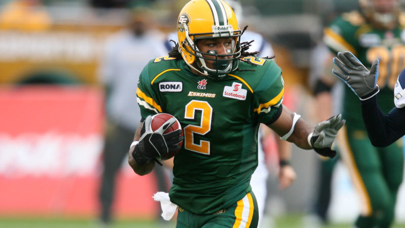 Fred Stamps Signs One-Day Contract to Officially Retire with Eskimos