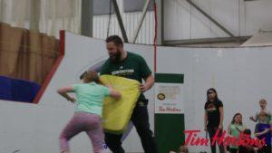 Eskimos Community Tour Presented by Tim Hortons