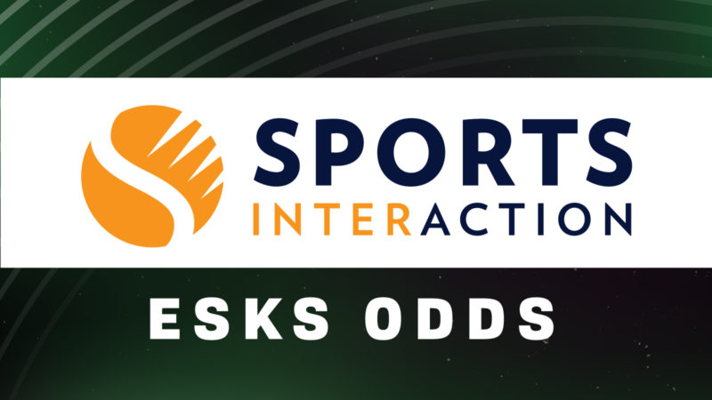 Sports Interaction Esks Odds