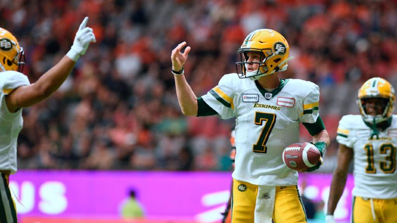 Recap: Edmonton 33, BC 6