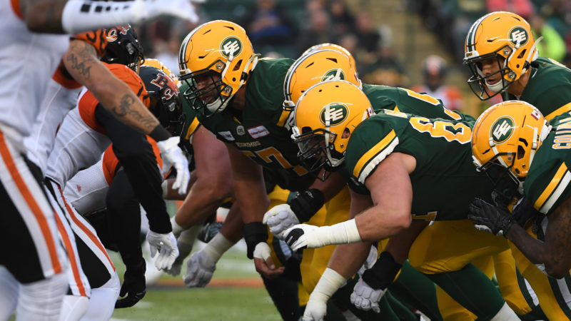 Eskimos Rested, Ready For Lions After The Bye Week