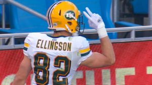 Harris, Ellingson connection strong to start the game