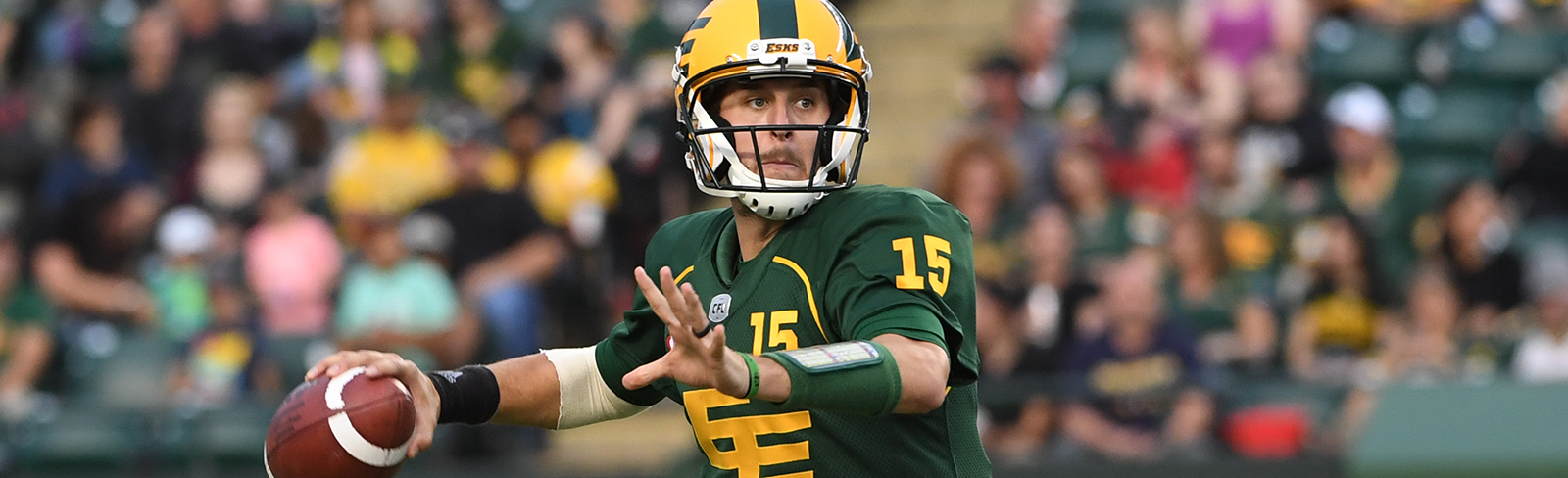 'You've got to be ready to go in' – Kilgore On Role Of Backup QBs - Edmonton Eskimos