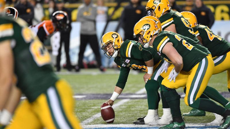 Eskimos Look To Build Momentum For Playoffs