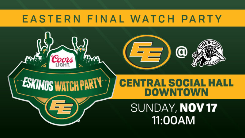 Coors Light Watch Party