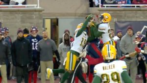ESF: Johnson seals the game with third interception