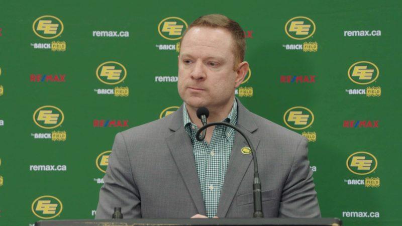 GM/VP Brock Sunderland on coaching change