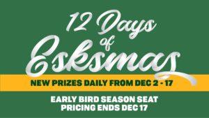 12 Days of Esksmas