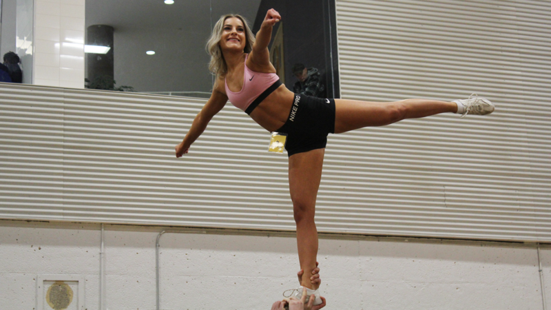 2020 Cheer Team Try-outs Gallery