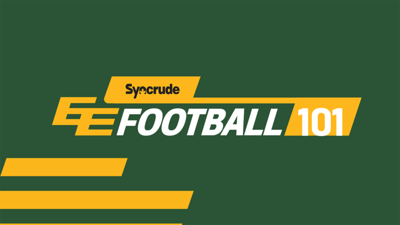 Football 101 presented by Syncrude