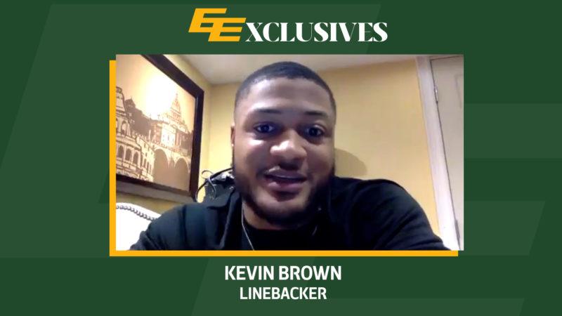 EE: Exclusive: LB Kevin Brown Talks About Special Teams