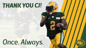 Thank You CJ!