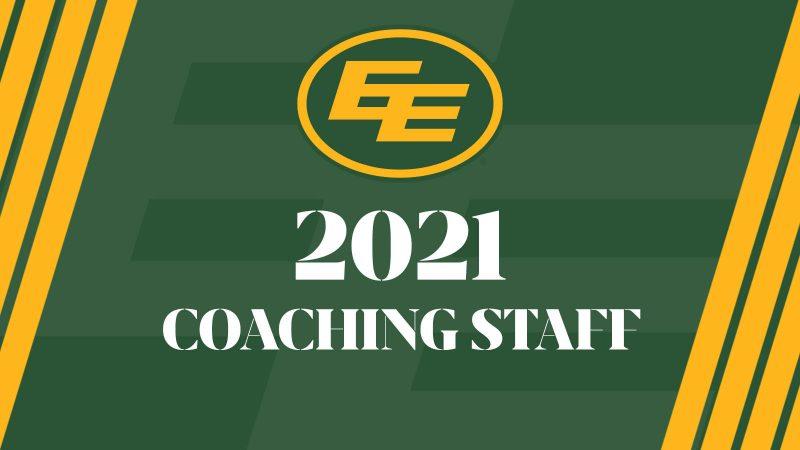 EE Football Team Finalizes 2021 Coaching Staff
