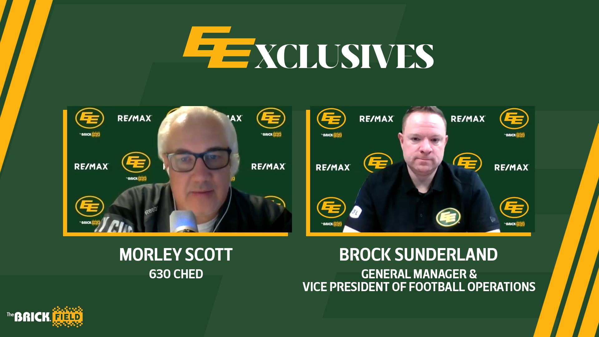 EE Exclusive: GM/VP Brock Sunderland Breaks Down the 2021 Draft