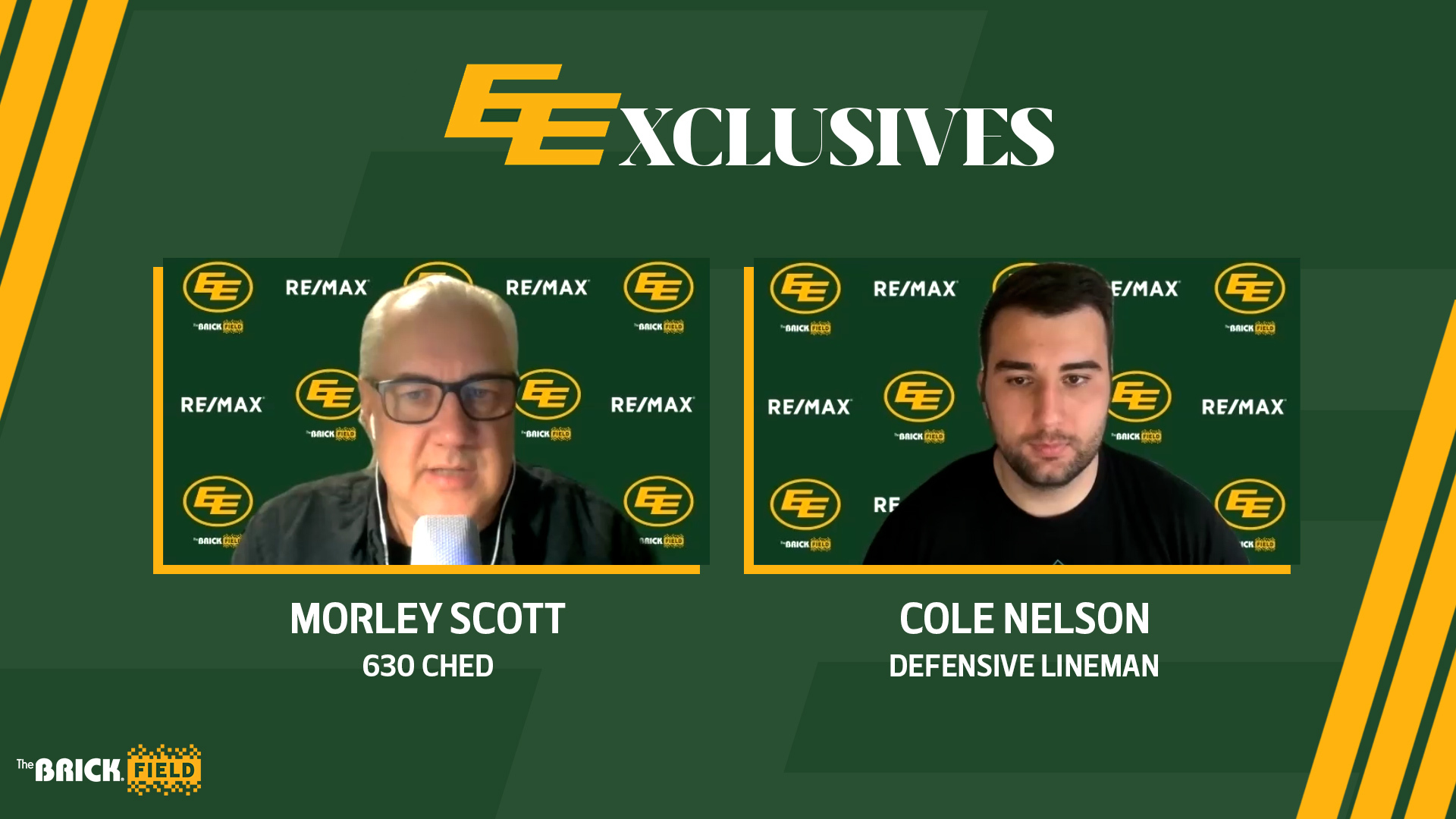 EE Exclusive: DL Cole Nelson