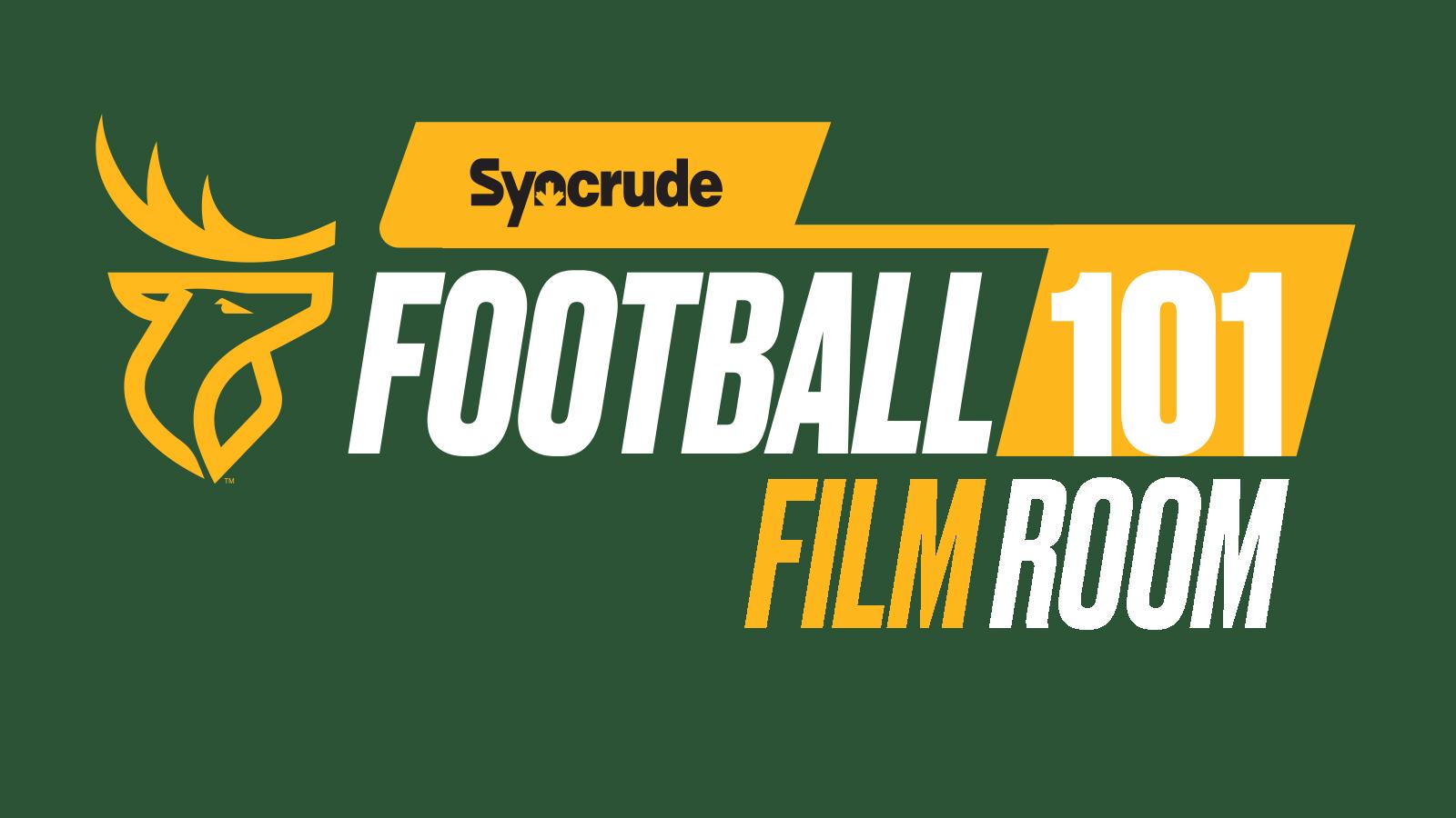Syncrude Football 101 - Film Room Edition