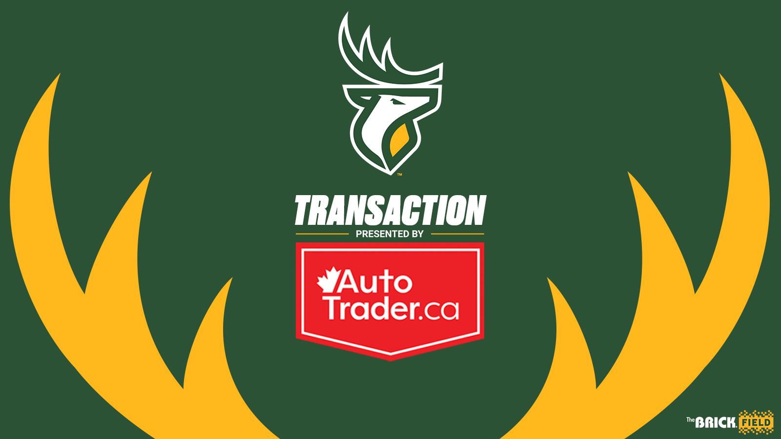 Edmonton inks four players