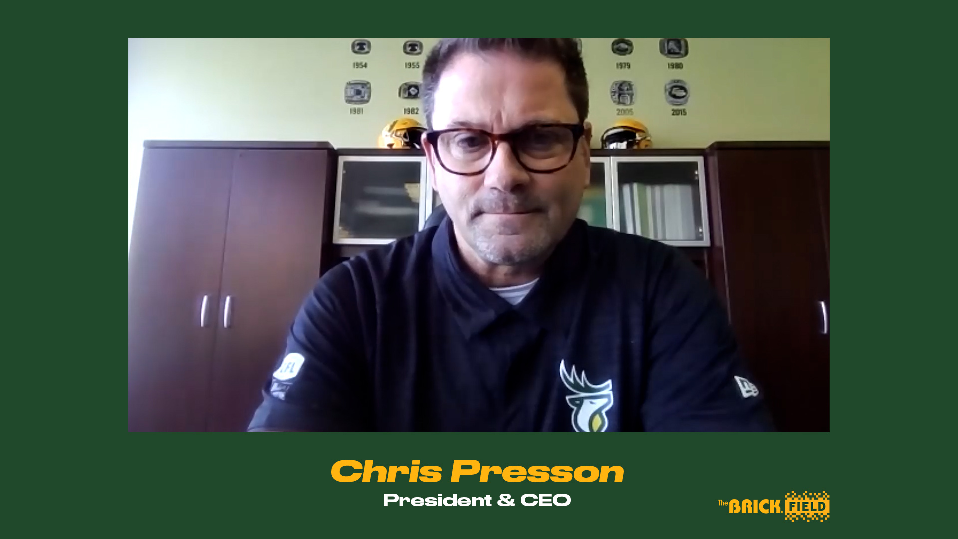 President & CEO Chris Presson Gives Update On COVID Protocols