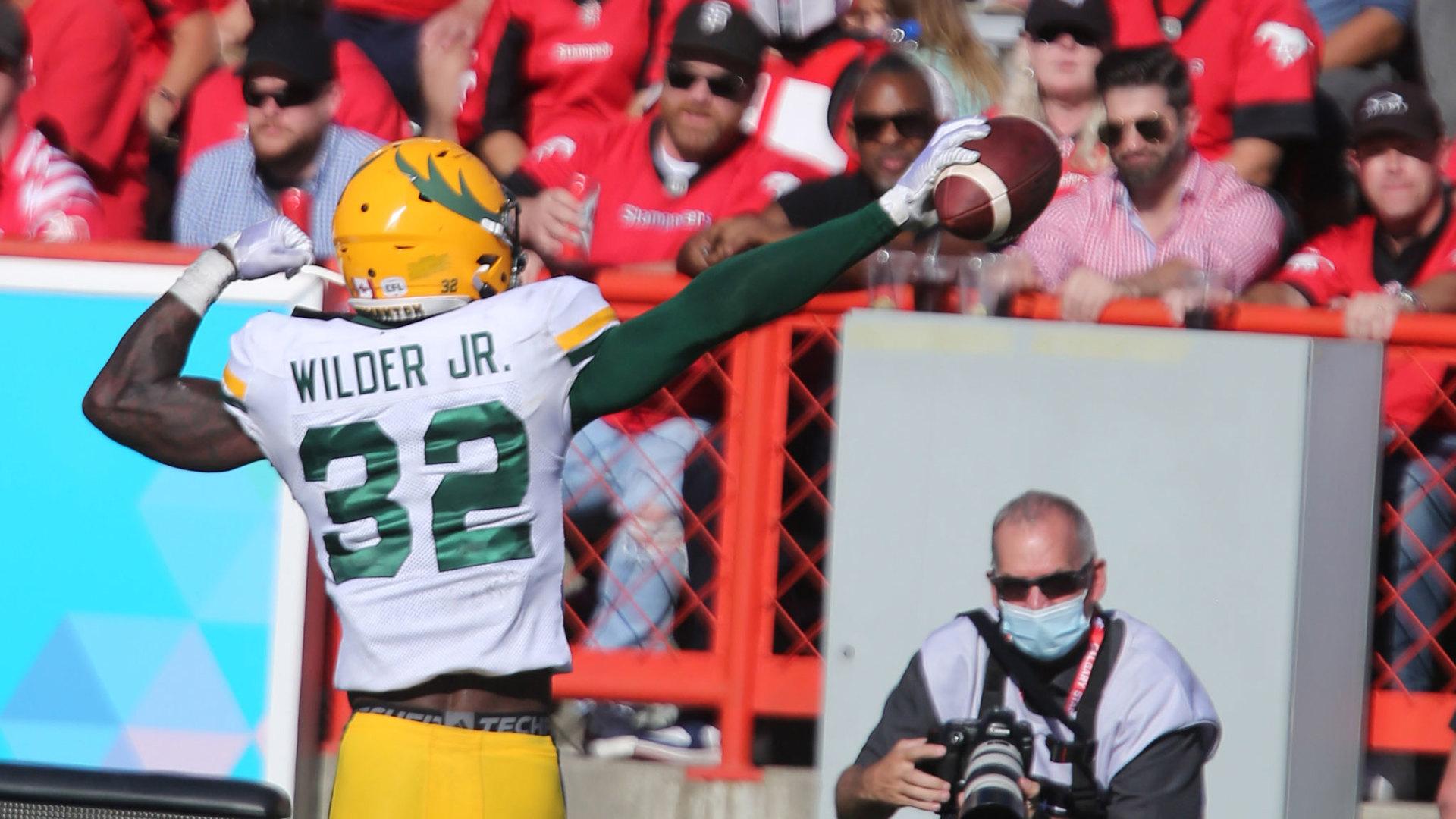 Recap: Edmonton 32, Calgary 20