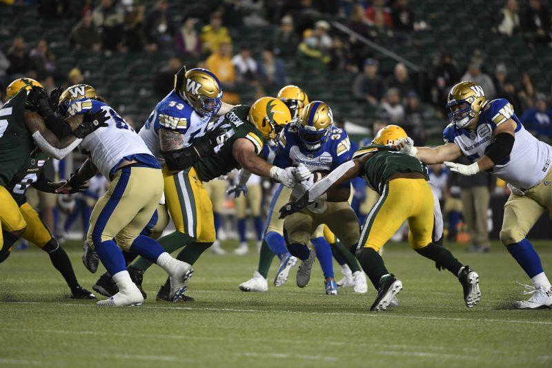 RECAP | Edmonton (16) -vs- Winnipeg (26)