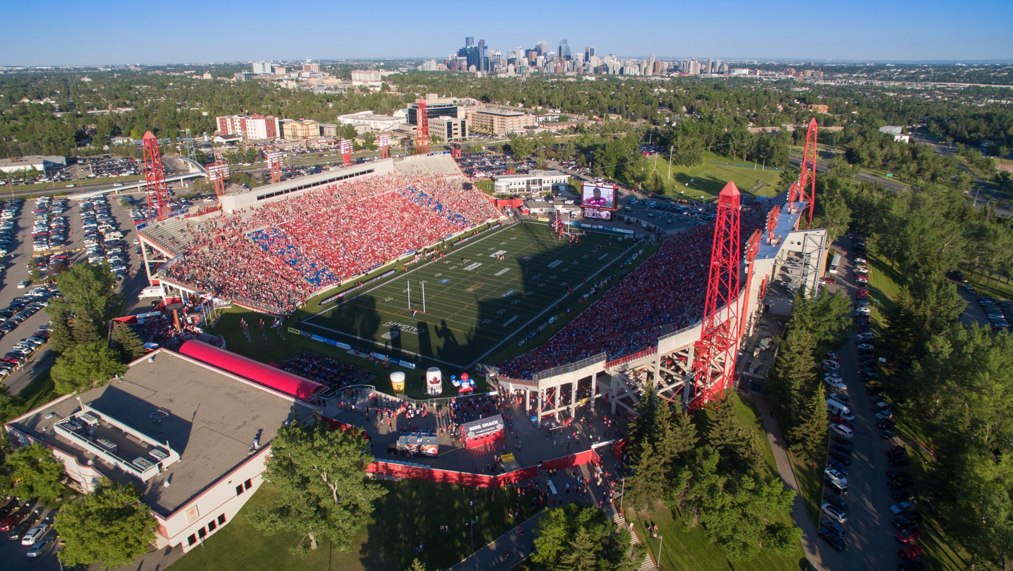Stampeders Announce 2016 Schedule Calgary Stampeders