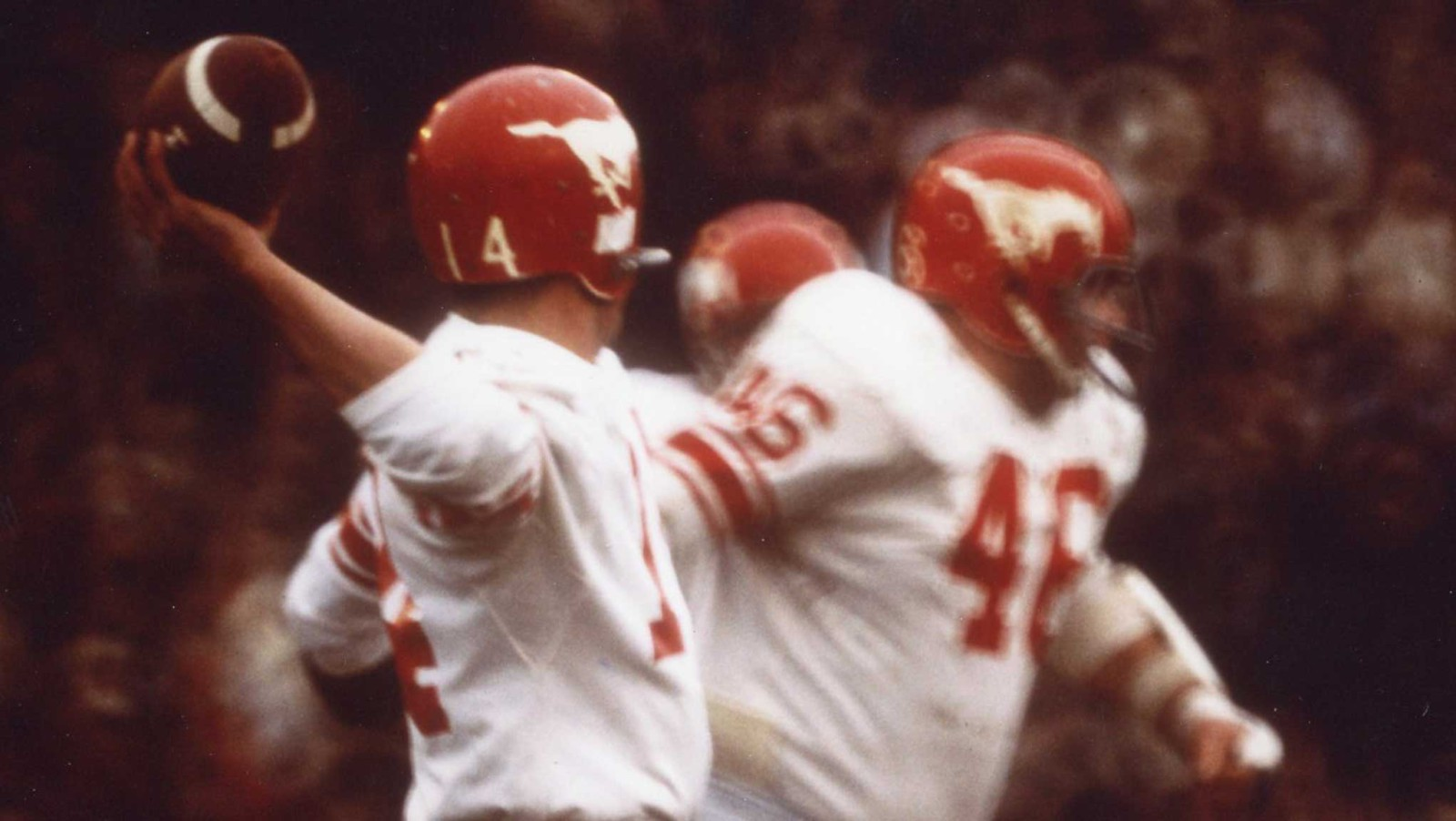 Threads of time - Calgary Stampeders 0cba71cf4