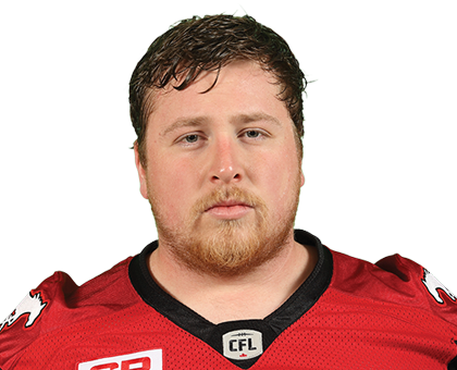Quinn Smith Calgary Stampeders