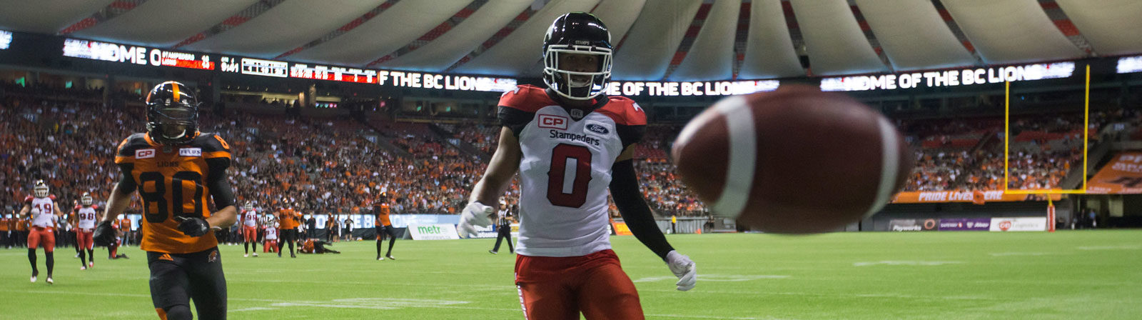 About Last Night Calgary Stampeders