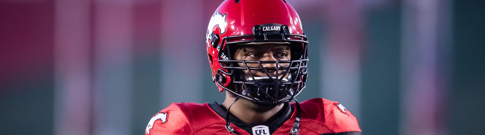 Charleston Hughes By The Numbers Calgary Stampeders