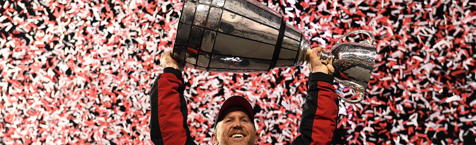2018 Grey Cup Champions Calgary Stampeders