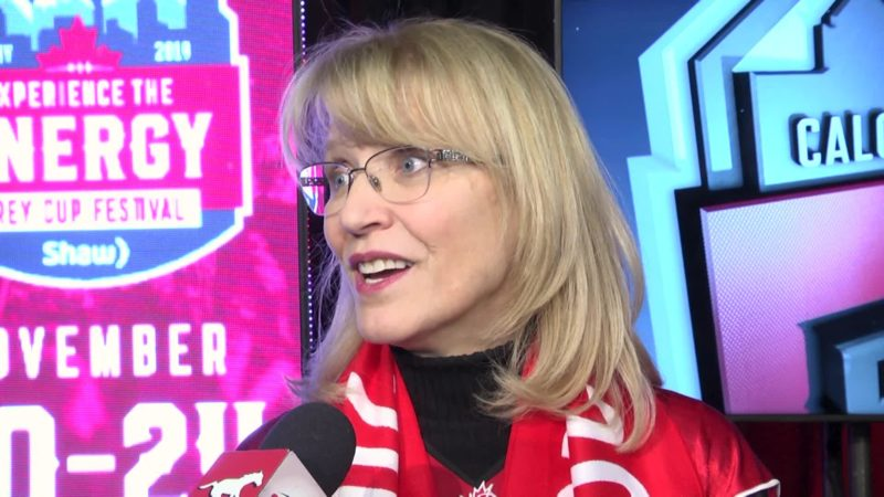 Cindy Ady –  2019 Grey Cup Festival Announcement