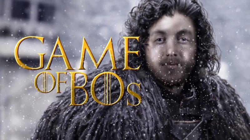 Game Of Bo's - Premiere