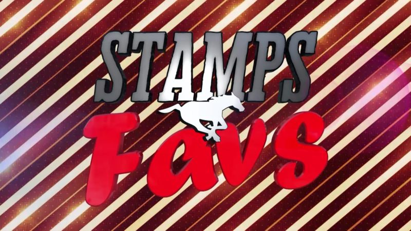 Stamps Favs - Favourite Athlete