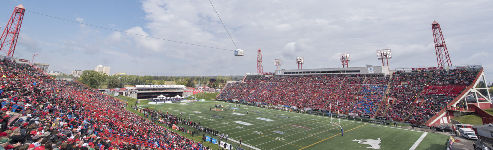 GAME LIKE A PRO: LABOUR DAY EDITION - Calgary Stampeders