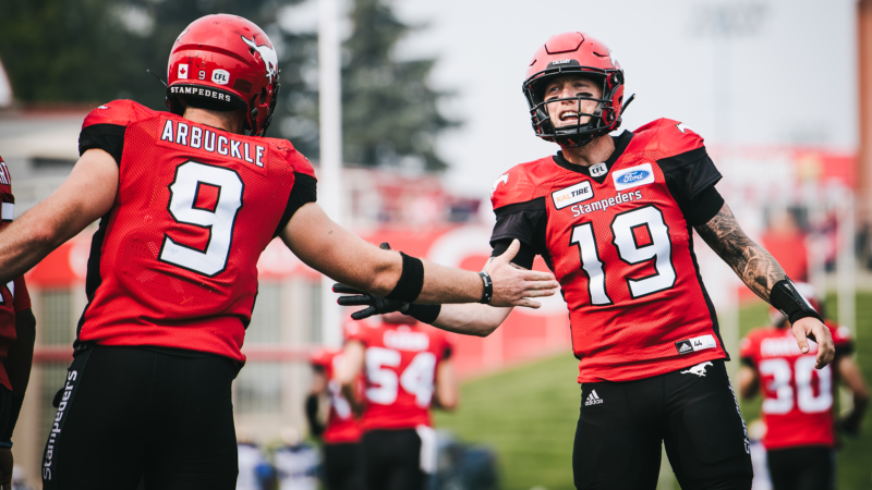Calgary Stampeders - Whatever it takes