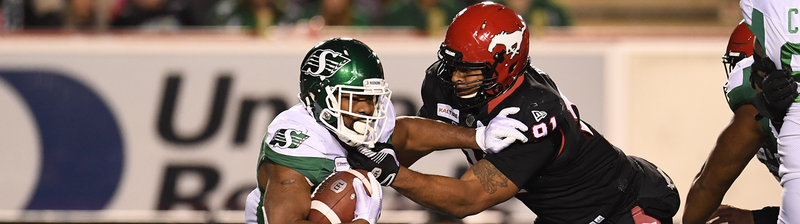 POWER RANKINGS: THE PURSUIT OF HOME FIELD - Calgary Stampeders