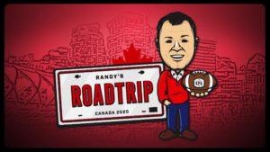 Randy's Road Trip 2020