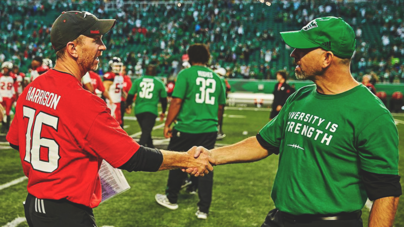 The Dickenson Brothers: Childhood to Grey Cup champions