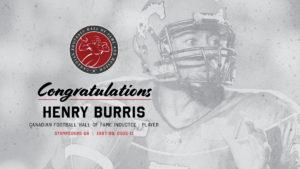 Congratulations Henry!