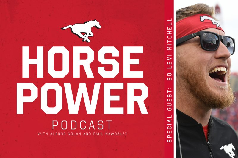 Horse Power Podcast Ep. 1: Bo Levi Mitchell