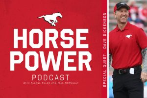 Horse Power Podcast Ep. 2: Dave Dickenson