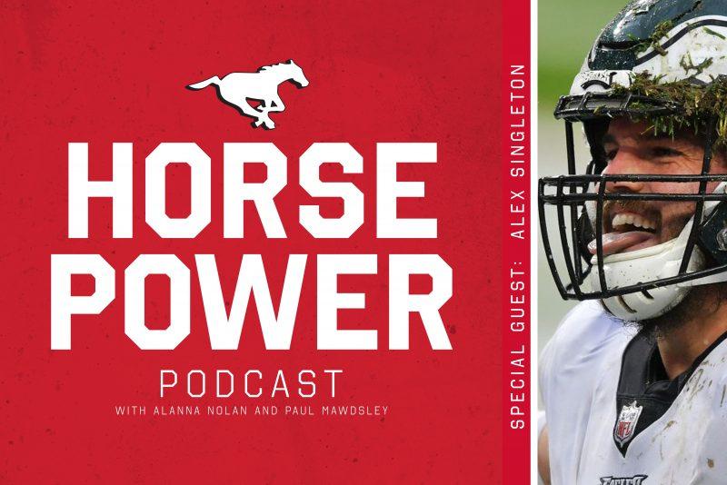 Horse Power Podcast Ep. 3: Alex Singleton