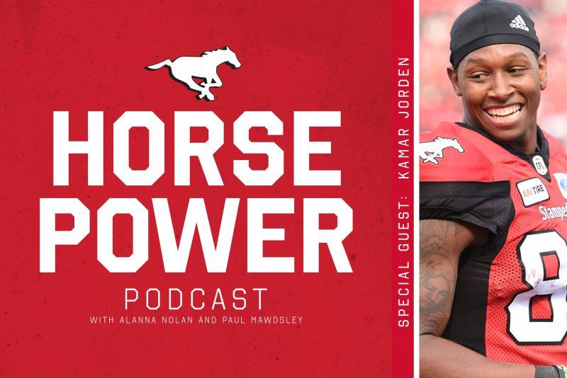 Horse Power Podcast Ep. 4: Kamar Jorden