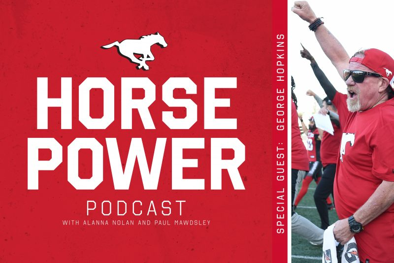 Horse Power Podcast Ep. 5: George Hopkins