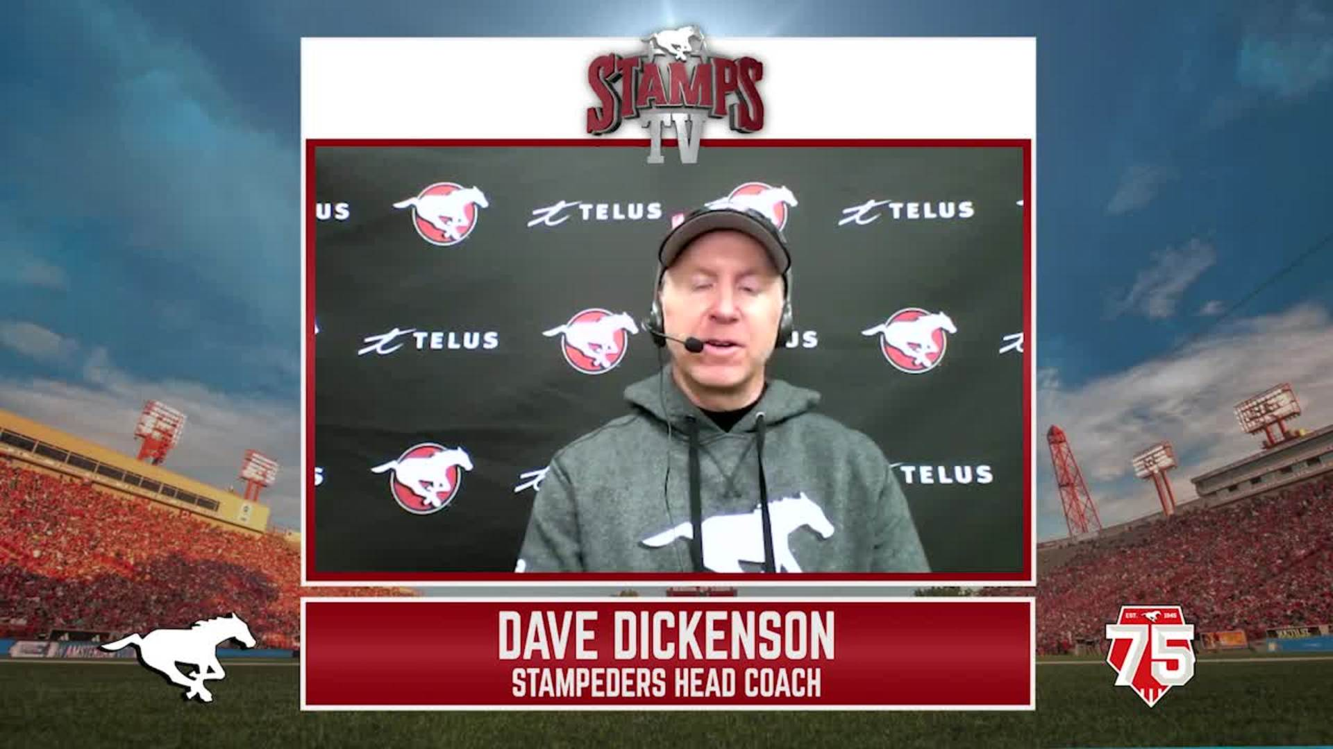 Post-Game Dave Dickenson
