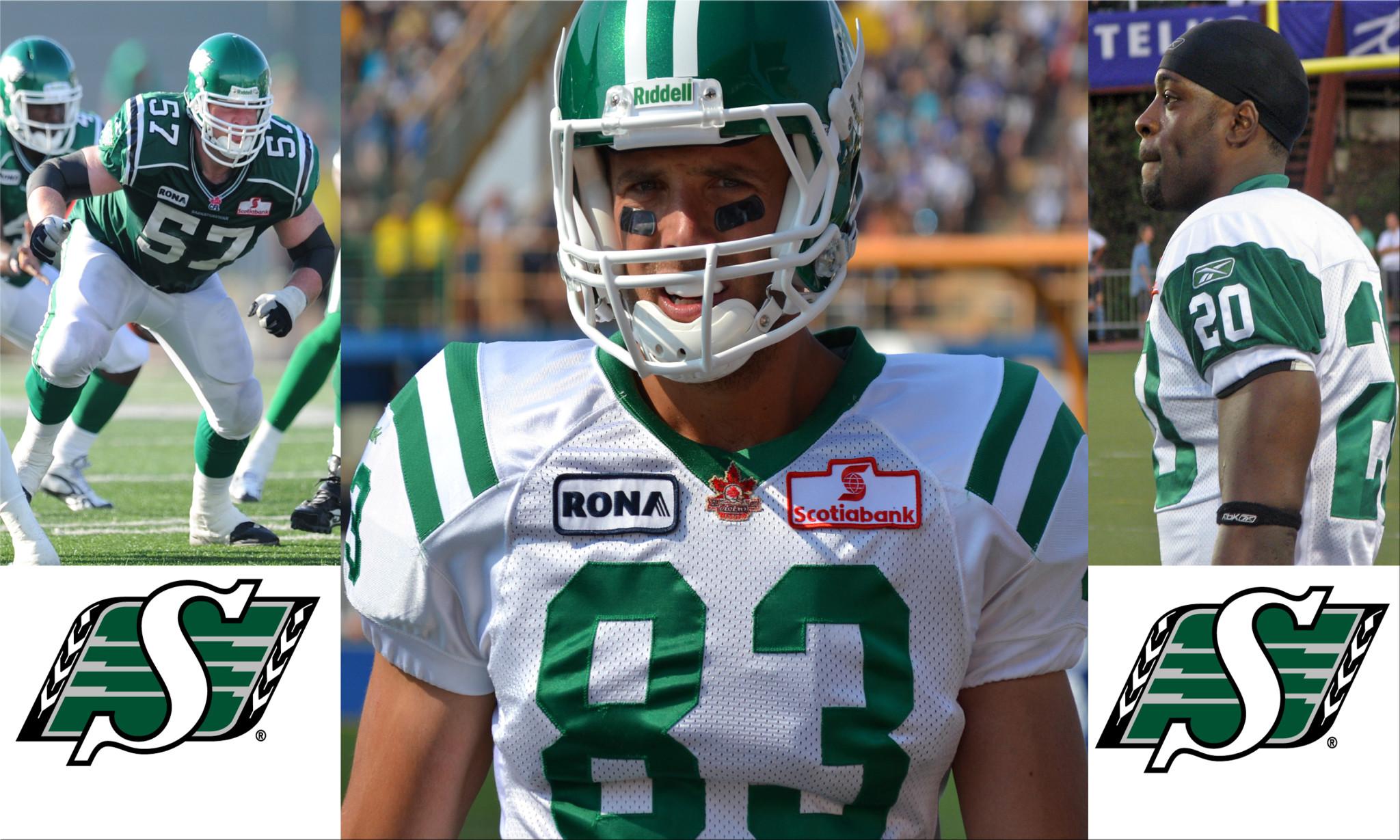 2012 Free Agents Offensive Players Saskatchewan