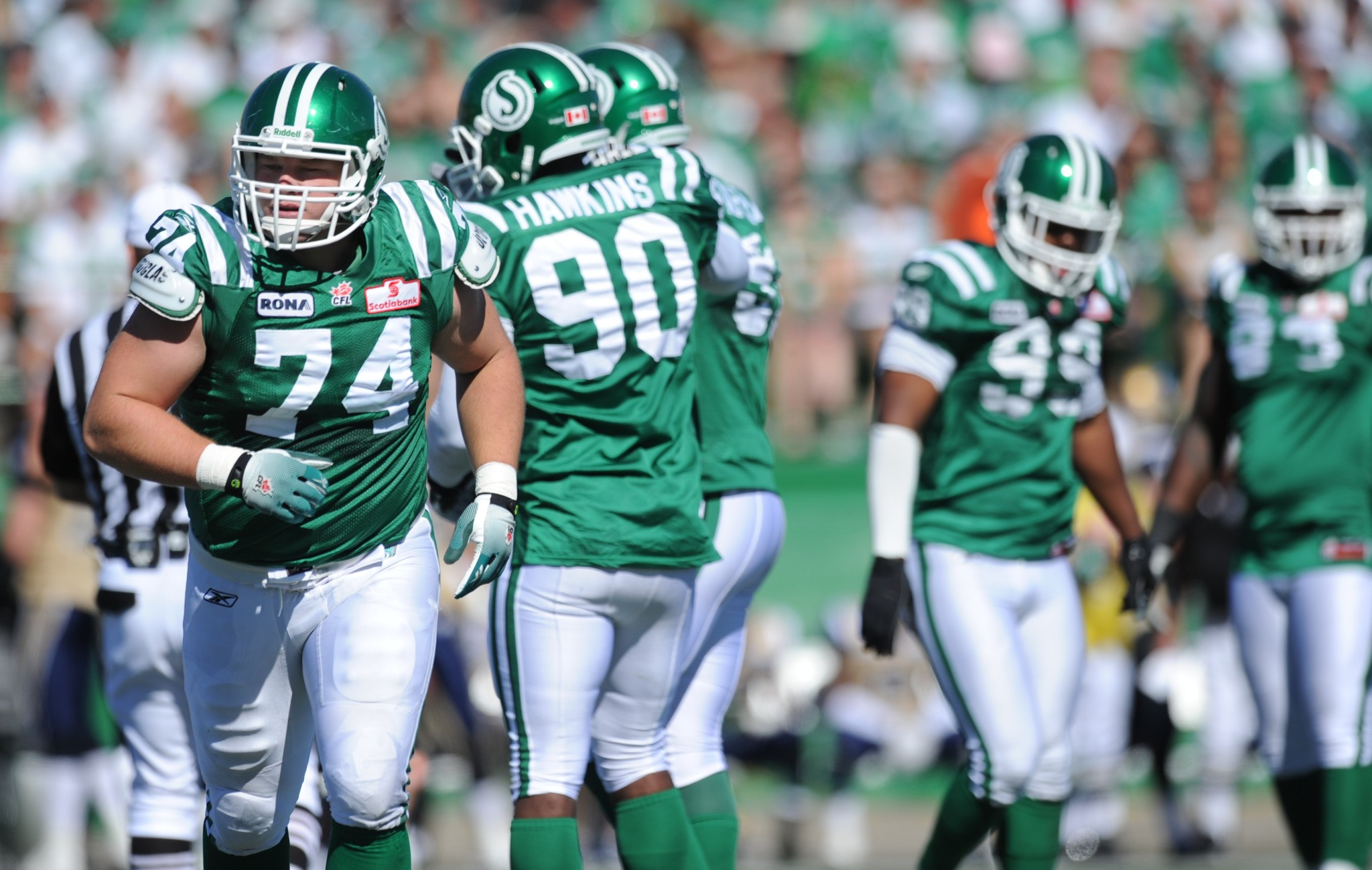2013 Positional Preview Defensive Line Saskatchewan
