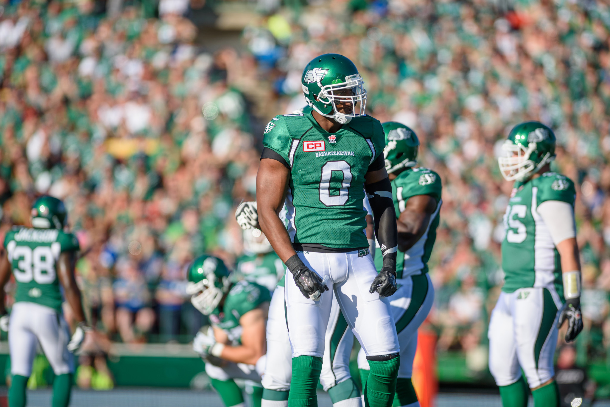 Living Out a Dream - Saskatchewan Roughriders