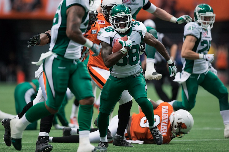 Roughrider Transactions June 8th Saskatchewan Roughriders